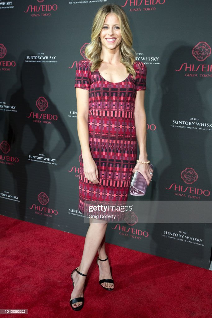 Shiseido Makeup Launch Party - Arrivals : News Photo