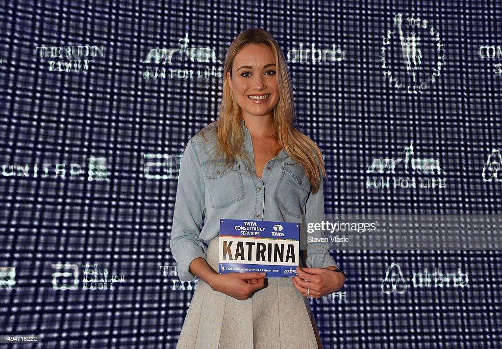 Faces Of The 2015 New York City Marathon Media Photocall : News Photo
