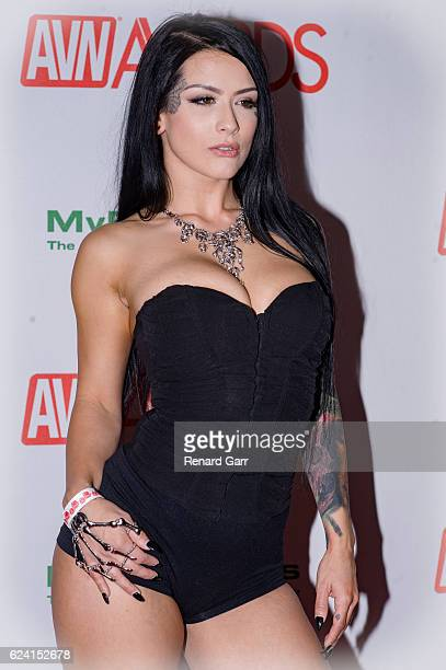 Actress Katrina Jade arrives for the 2017 AVN Nomination Partyat Avalon at Avalon on November 17 2016 in Hollywood California