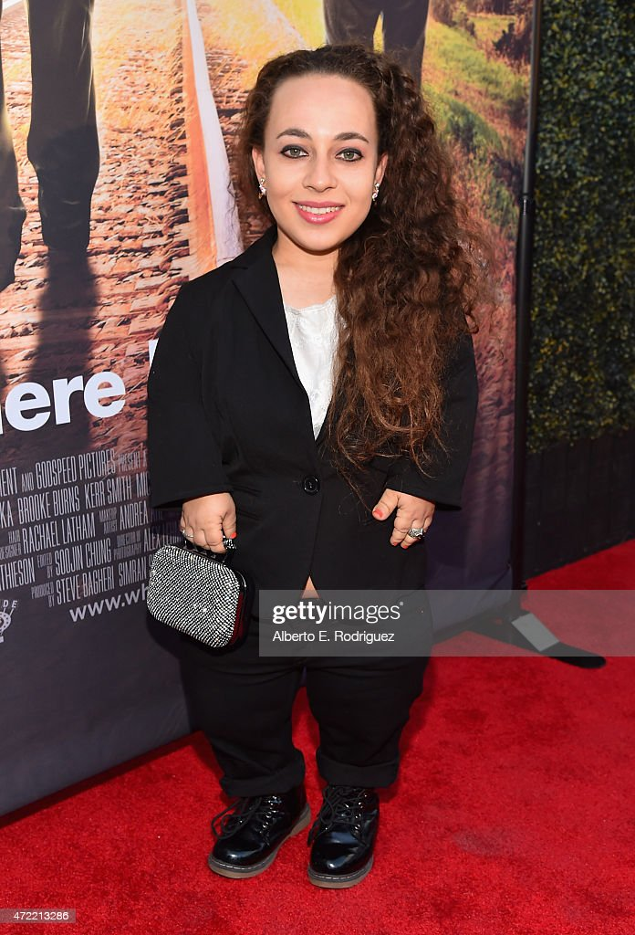 Actress Katrina Kemp attends the premiere of Roadside Attractions' & Godspeed Pictures' 'Where Hope Grows' at The ArcLight Cinemas on May 4, 2015 in Hollywood, California.