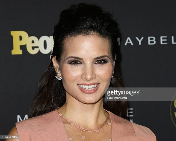 Actress Katrina Law attends People's Ones To Watch party at EP LP on October 13 2016 in West Hollywood California