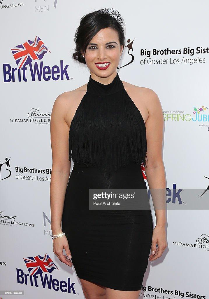 Actress Katrina Law attends the Britweek celebration of 'Downton Abbey' at Fairmont Miramar Hotel on May 3, 2013 in Santa Monica, California.