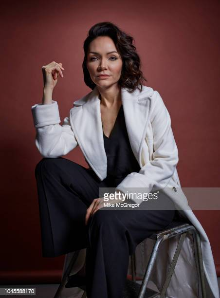 Actress Katrina Lenk is photographed for Variety on April 13 2018 in New York City PUBLISHED IMAGE