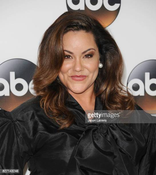 Actress Katy Mixon attends the Disney ABC Television Group TCA summer press tour at The Beverly Hilton Hotel on August 6 2017 in Beverly Hills...