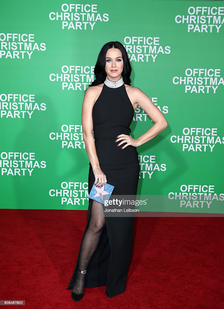 Office Christmas Party LA Premiere