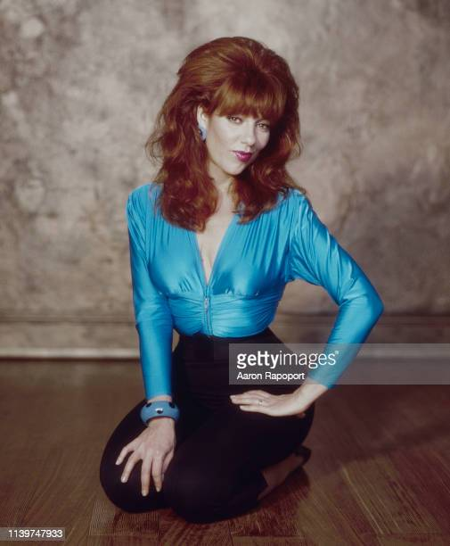 Actress Katy Sagal poses for a portrait in October 1989 in Los Angeles California