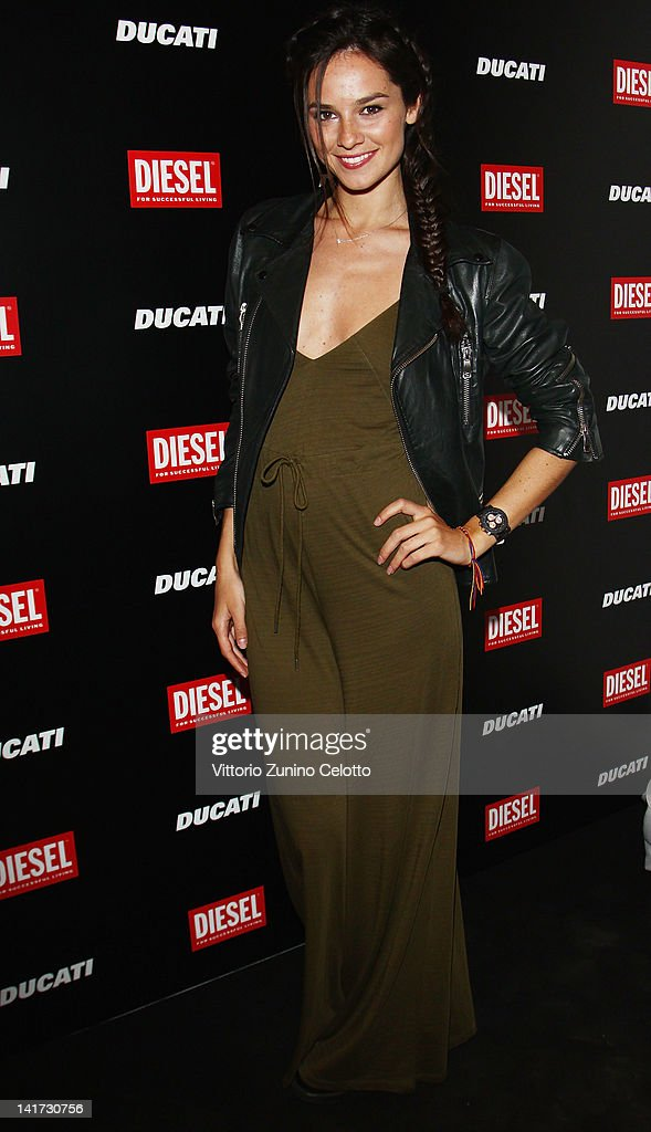 'Diesel Together With Ducati' : News Photo
