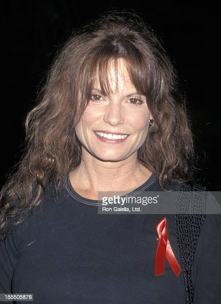 Actress Kay Lenz attends the 49th Annual Primetime Emmy Awards Nominees Cocktail Reception on September 10 1997 at Westwood Marquis Hotel in Westwood...
