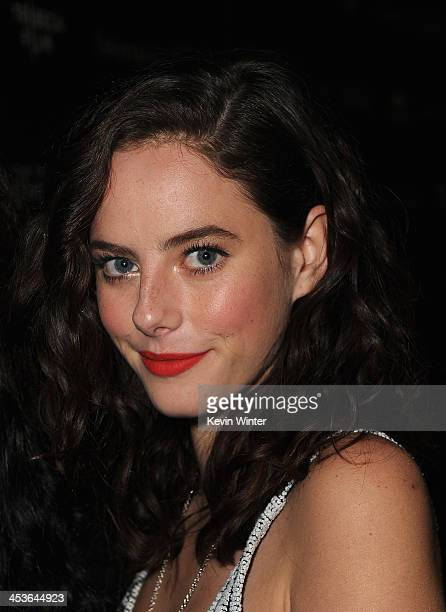 Actress Kaya Scodelario arrives at the premiere of Tribeca Film and Well Go USA's 'The Truth About Emanuel' at ArcLight Hollywood on December 4 2013...