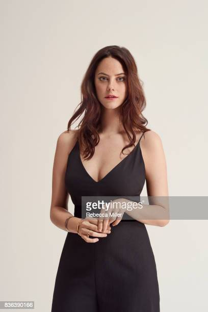 Actress Kaya Scodelario is photographed for Publicity Shoot on February 17 2017 in London England