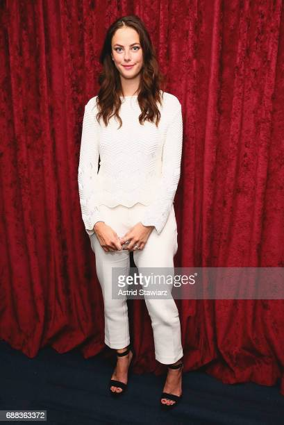 Actress Kaya Scodelario visits 'Sway in the Morning' with Sway Calloway on Eminem's Shade 45 at the SiriusXM Studios on May 25 2017 in New York City