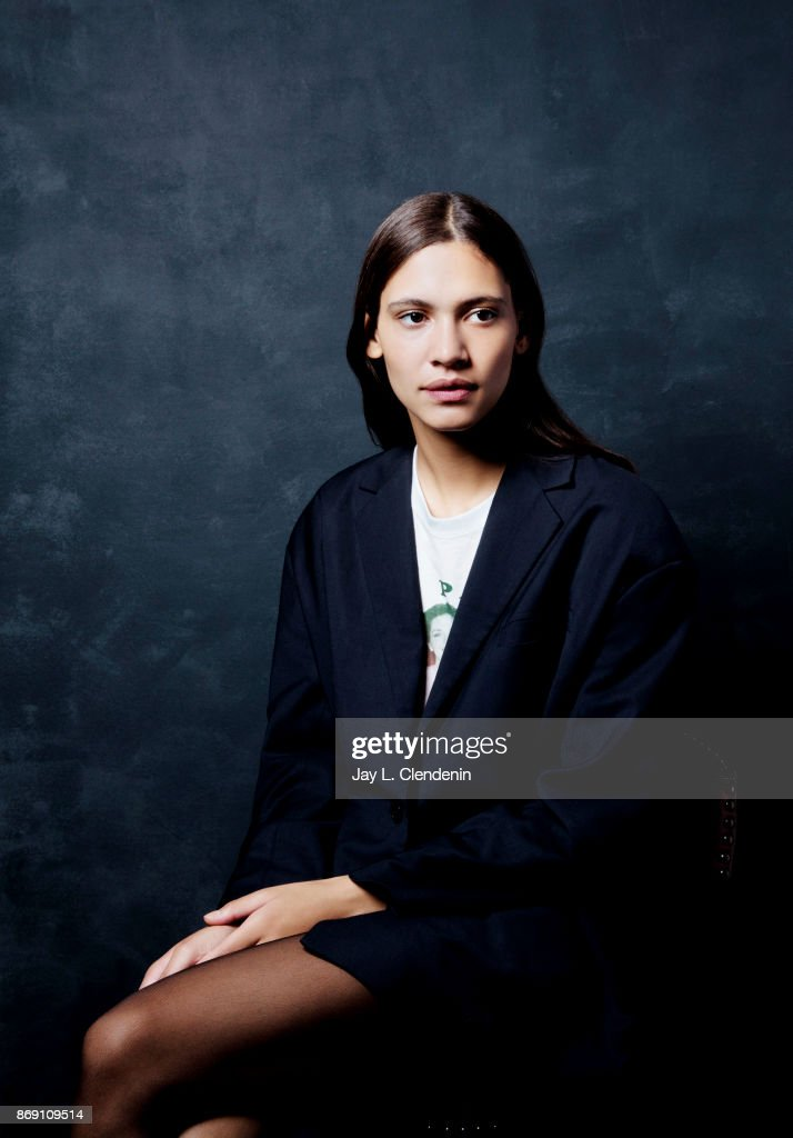 Actress Kaya Wilkins from the film 'Thelma,' poses for a portrait at the 2017 Toronto International Film Festival for Los Angeles Times on September 12, 2017 in Toronto, Ontario.