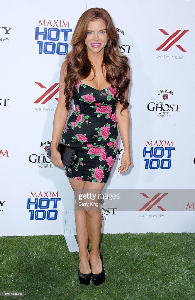Maxim 2013 Hot 100 Party - Arrivals