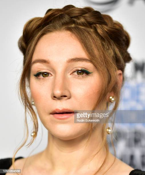 Actress Kayli Carter attends the 2019 Film Independent Spirit Awards Nominee Brunch at BOA Steakhouse on January 05 2019 in West Hollywood California
