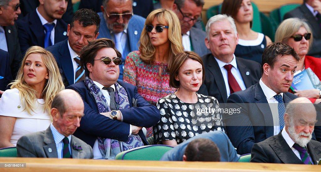 Day Nine: The Championships - Wimbledon 2016 : News Photo