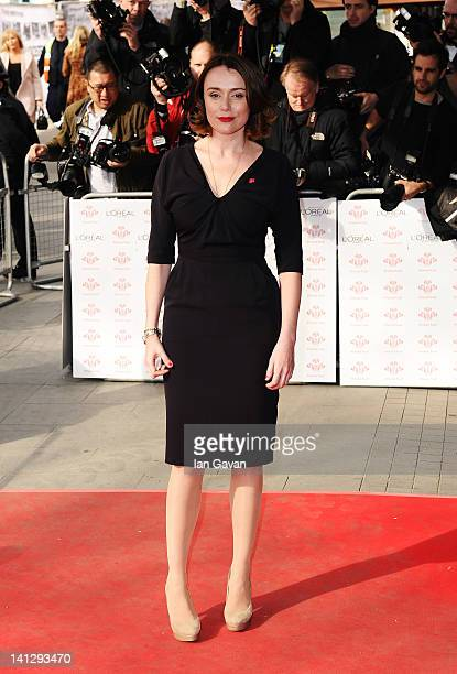 Actress Keeley Hawes attends The Prince's Trust L'Oreal Paris Celebrate Success Award recognising young people who have overcome challenges such as...