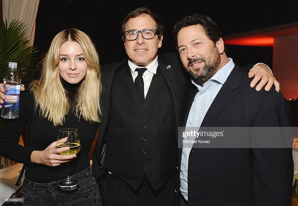 AFI FEST 2013 Presented By Audi Special Tribute: An Evening With David O. Russell - Reception : News Photo