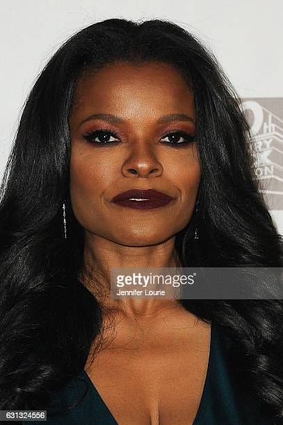 Actress Keesha Sharp attends FOX and FX's 2017 Golden Globe Awards after party at The Beverly Hilton Hotel on January 8 2017 in Beverly Hills...
