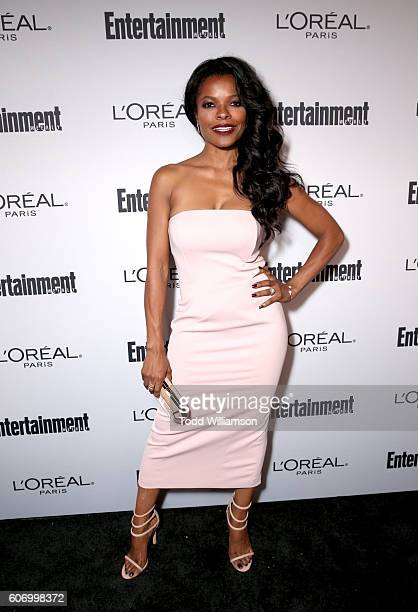 Actress Keesha Sharp attends the 2016 Entertainment Weekly PreEmmy party at Nightingale Plaza on September 16 2016 in Los Angeles California