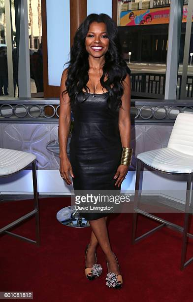 Actress Keesha Sharp visits Hollywood Today Live at W Hollywood on September 9 2016 in Hollywood California