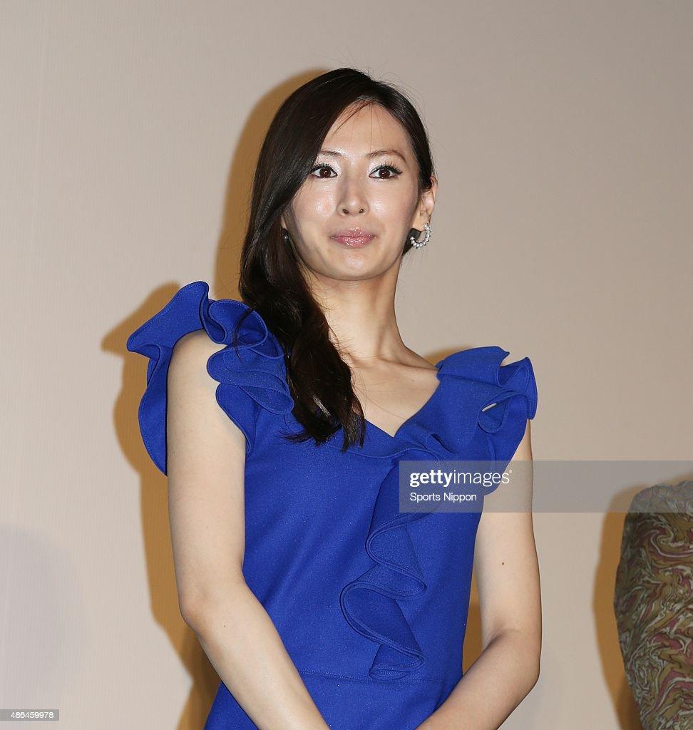 Keiko Kitagawa Attends 'HERO' Opening Reception In Tokyo : News Photo
