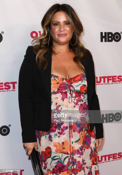 Actress Keili Lefkovitz attends the screening of From Zero To I Love You at the 2019 Outfest Los Angeles LGBTQ Film Festival at TCL Chinese 6...
