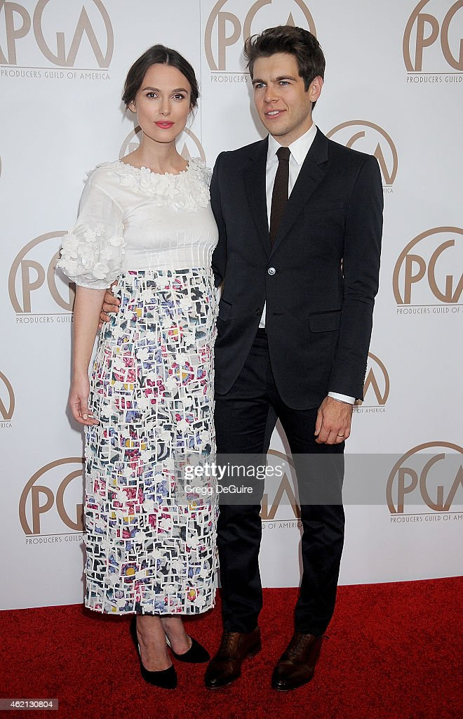26th Annual Producers Guild Of America Awards - Arrivals
