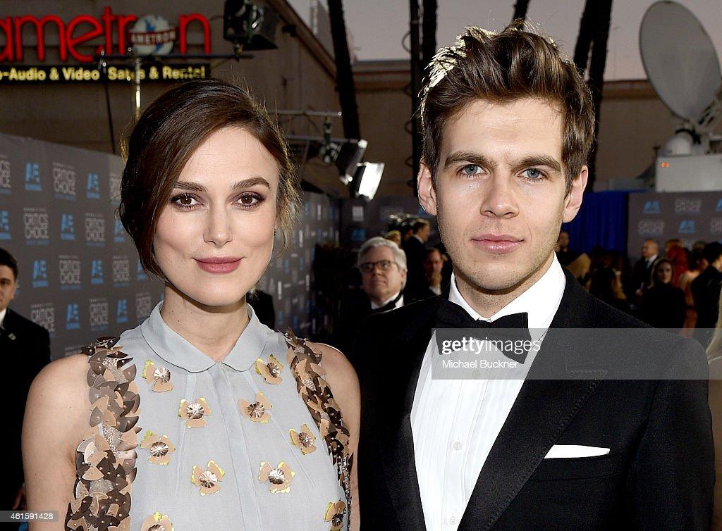 20th Annual Critics' Choice Movie Awards - Red Carpet : News Photo