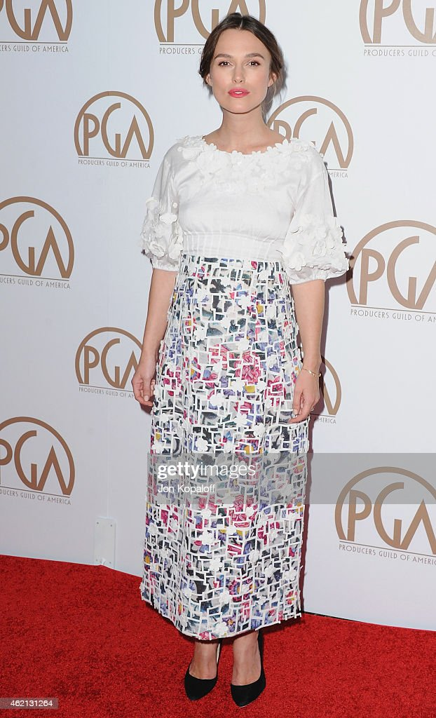 26th Annual PGA Awards : News Photo