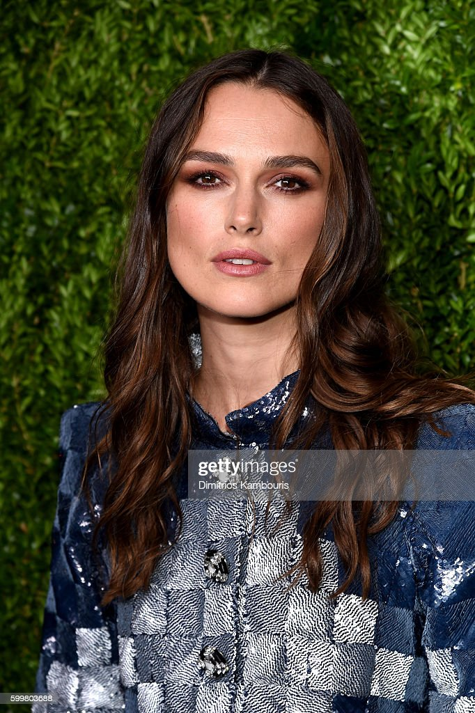 CHANEL Fine Jewelry Dinner In Honor Of Keira Knightley At The Jewel Box, Bergdorf Goodman - Arrivals