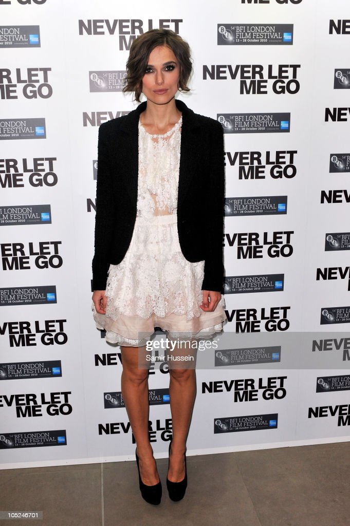 Never Let Me Go - Afterparty: 54th BFI London Film Festival