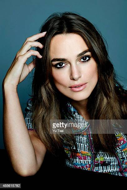 Actress Keira Knightley is photographed for Variety on September 6 2014 in Toronto Ontario