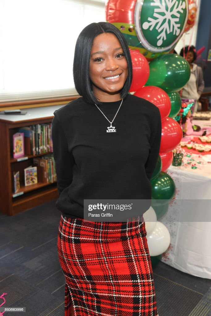 Keke Palmer & Saving Our Daughters Holiday Doll Giveaway