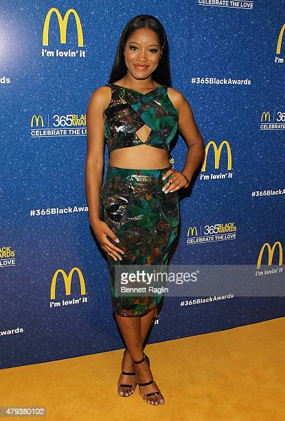 Actress Keke Palmer attends the 2015 365 Black Awards at Ernest N Morial Convention Center on July 3 2015 in New Orleans Louisiana