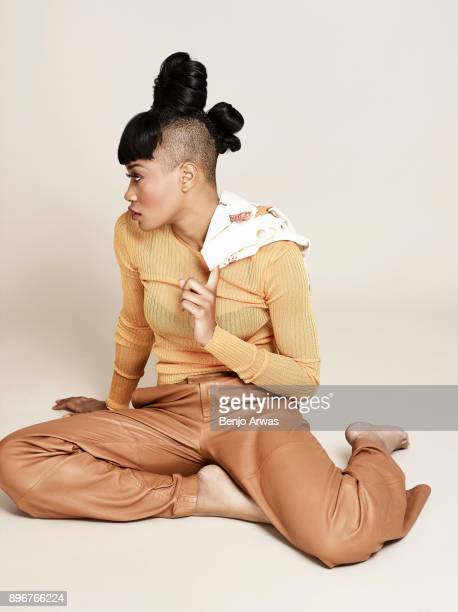 Actress Keke Palmer is photographed for Book Shoot on March 1, 2016 in Los Angeles, California.