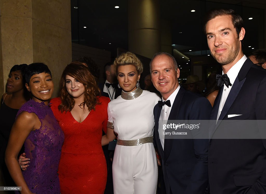 2016 Pre-GRAMMY Gala And Salute to Industry Icons Honoring Irving Azoff - Red Carpet : News Photo