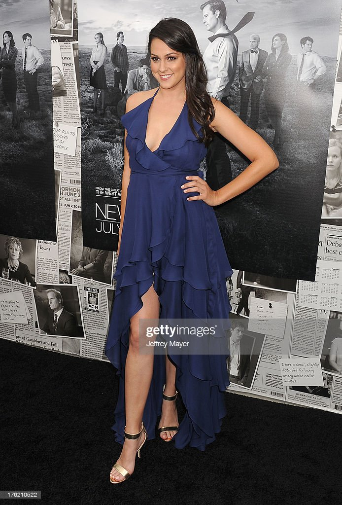 "Los Angeles Season 2 Premiere Of HBO's Series ""The Newsroom"""