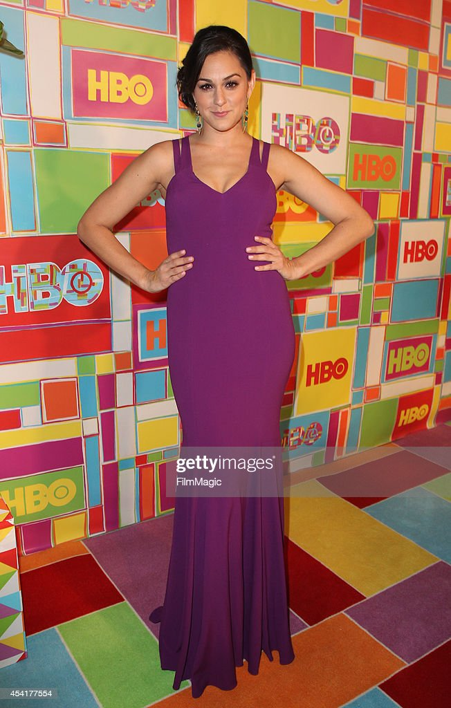 HBO's Official 2014 Emmy After Party - Red Carpet