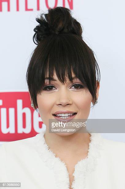Actress Kelli Berglund arrives at the 2016 Streamy Awards at The Beverly Hilton Hotel on October 4 2016 in Beverly Hills California