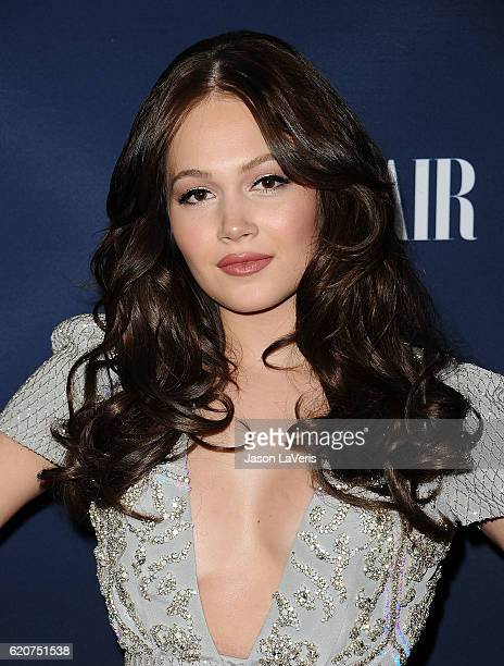 Actress Kelli Berglund attends the NBC and Vanity Fair toast to the 20162017 TV season at NeueHouse Hollywood on November 2 2016 in Los Angeles...