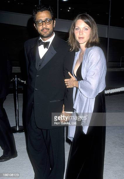 Actress Kelli Williams and husband Ajay Sahgal attend the Third Annual Museum of Television and Radio Gala Honoring David E Kelley and Jerry Seinfeld...