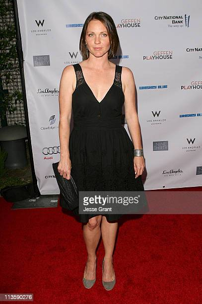 Actress Kelli Williams arrives at the Backstage at The Geffen Gala Honoring Julie Andrews and CAA held at the Geffen Playhouse on May 2, 2011 in Los...