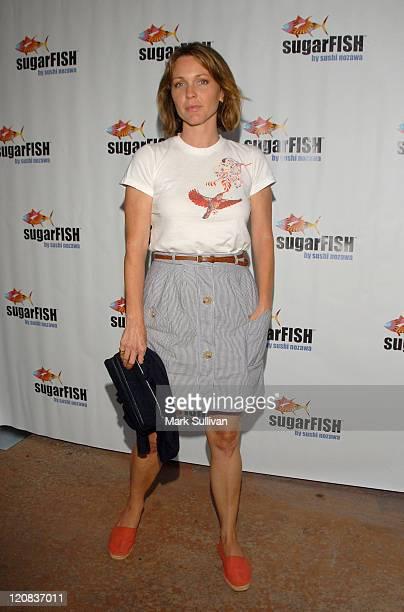 Actress Kelli Williams at sugarFISH on July 26, 2009 in Brentwood, California.