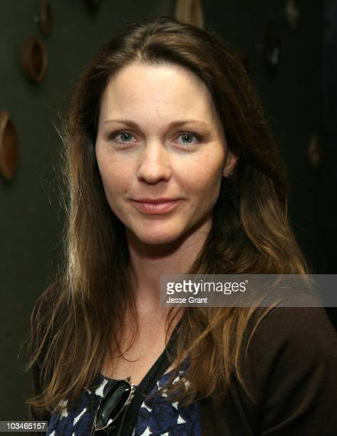 """Actress Kelli Williams at the Access Hollywood """"Stuff You Must..."""" Lounge Presented by On 3 Productions at Sofitel Hotel on January 11, 2008 in..."""