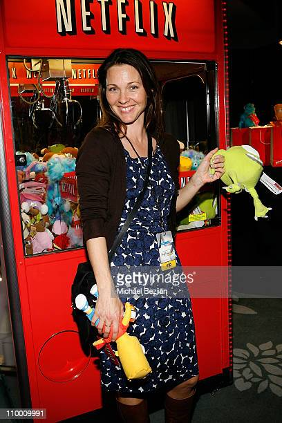 Actress Kelli Williams at the Access Hollywood Stuff You Must... Lounge Presented by On 3 Productions at Sofitel Hotel on January 11, 2008 in Beverly...