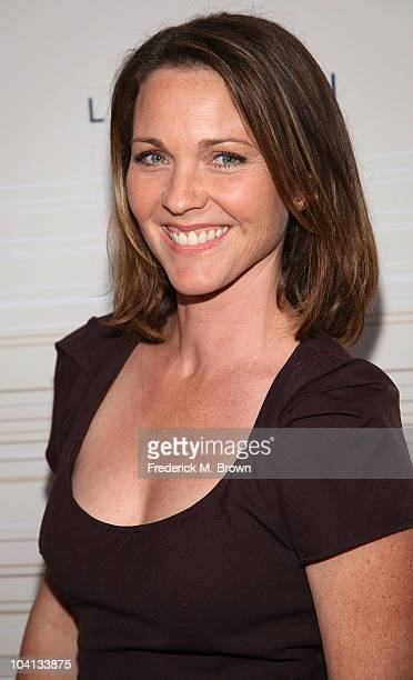 Actress Kelli Williams attends Fox's Fall Eco-Casino party at Boa on September 13, 2010 in West Hollywood, California.