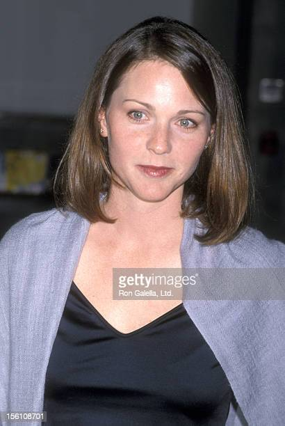 Actress Kelli Williams attends the 1998 SHINE Media Awards at Skirball Cultural Center on November 4, 1998 in Los Angeles, California.