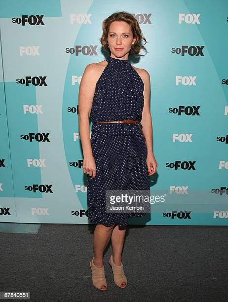 Actress Kelli Williams attends the 2009 FOX UpFront after party at the Wollman Rink in Central Park on May 18 2009 in New York City