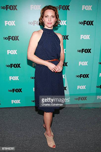 Actress Kelli Williams attends the 2009 FOX UpFront after party at Wollman Rink, Central Park on May 18, 2009 in New York City.