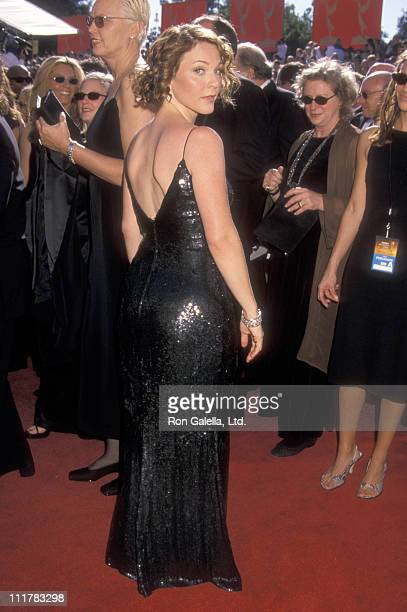 Actress Kelli Williams attends the 52nd Annual Primetime Emmy Awards at Shrine Auditorium on September 10, 2000 in Los Angeles, California.